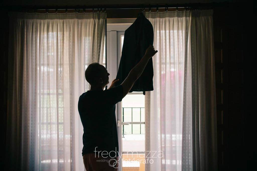 Novios Murcia Bodas Fredy Mazza fotografo