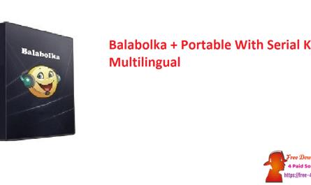 Balabolka + Portable With Serial Key Multilingual