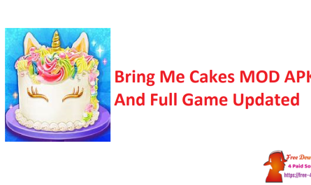 Bring Me Cakes MOD APK And Full Game Updated