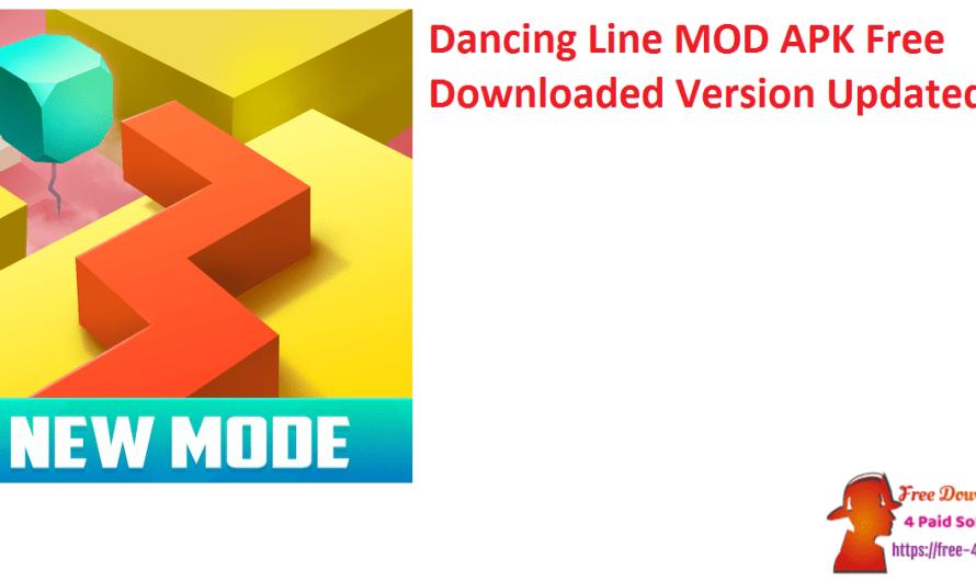 Dancing Line 2.7.3 Crack MOD APK Free Downloaded Version [Updated]