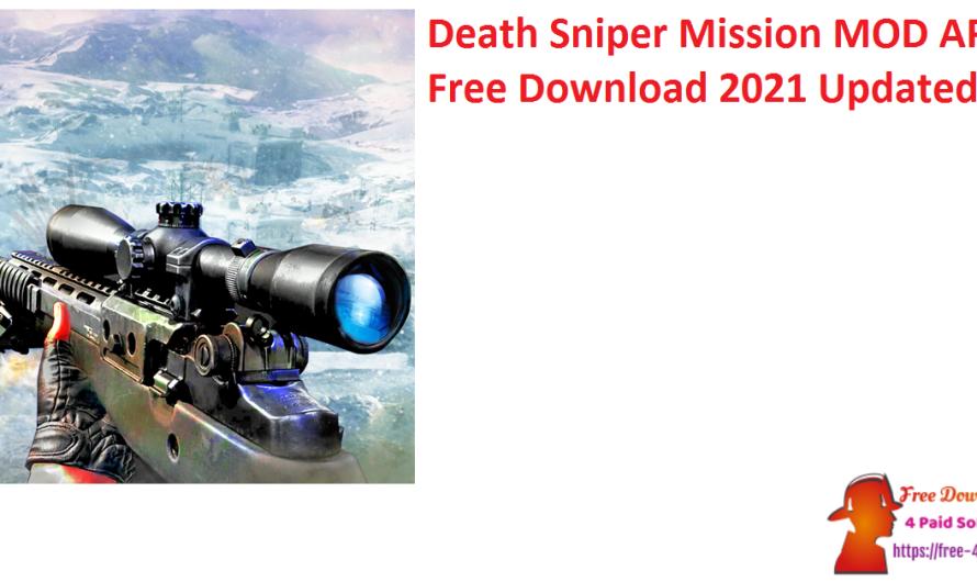 Death Sniper Mission V1.0 MOD APK Free Download 2021 [Updated]