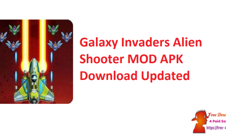 Galaxy Invaders Alien Shooter MOD APK Download Updated