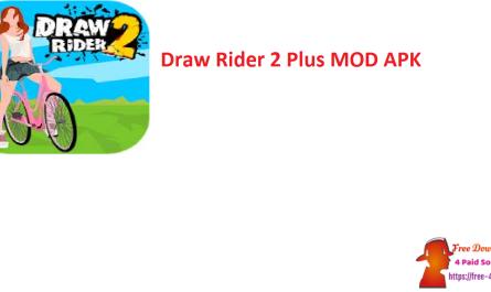 Draw Rider 2 Plus MOD APK