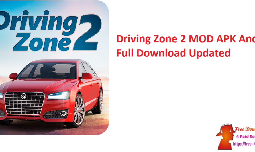Driving Zone 2 0.8.7.5 Crack MOD APK And Full Download [Updated]