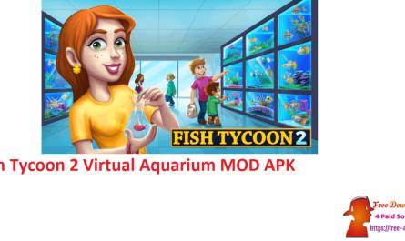 Fish Tycoon 2 Virtual Aquarium MOD APK