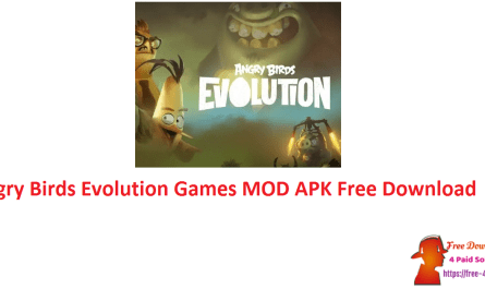 Angry Birds Evolution Games MOD APK Free Download