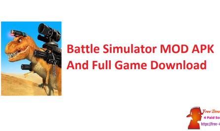 Battle Simulator MOD APK And Full Game Download