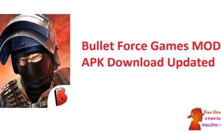 Bullet Force Games MOD APK Download Updated