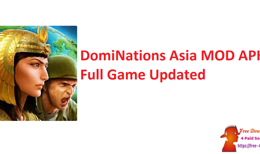 DomiNations Asia 9.970.970 MOD APK Full Game [Updated]
