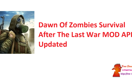 Dawn Of Zombies Survival After The Last War MOD APK Updated