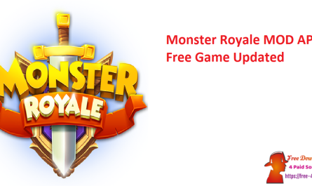 Monster Royale MOD APK Free Game Updated