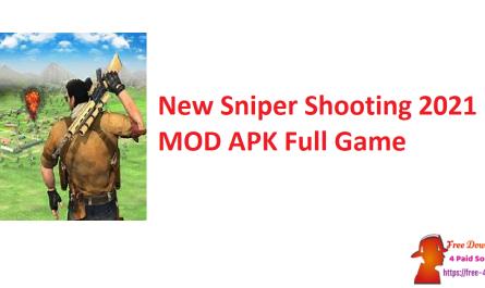 New Sniper Shooting 2021 MOD APK Full Game