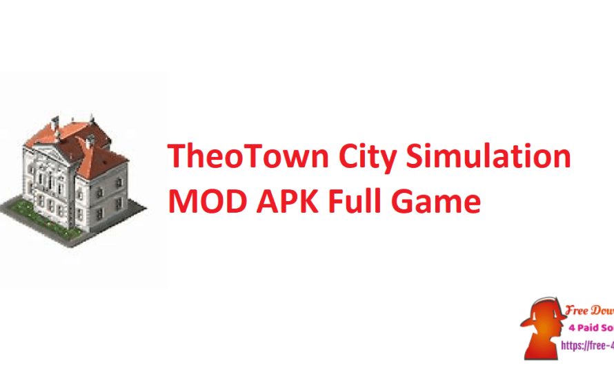 TheoTown City Simulation 1.9.51a MOD APK Full Game
