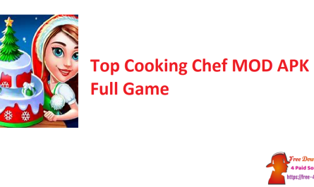 Top Cooking Chef MOD APK Full Game