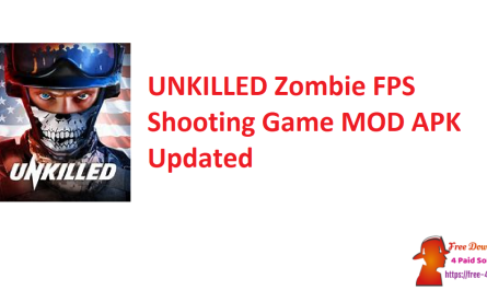 UNKILLED Zombie FPS Shooting Game MOD APK Updated