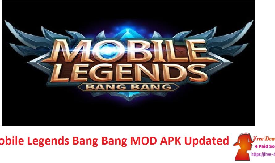 Mobile Legends Bang Bang Ver. 1.5.38.5881 MOD APK [Updated]