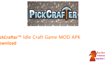 PickCrafter™️ Idle Craft Game MOD APK Download