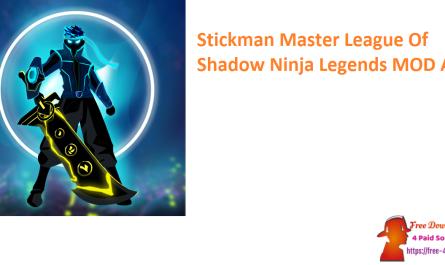 Stickman Master League Of Shadow Ninja Legends MOD APK