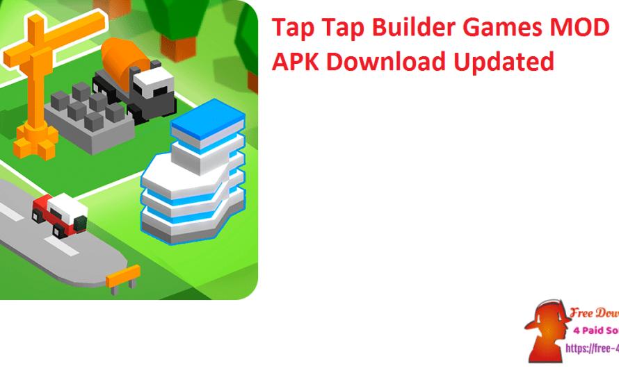 Tap Tap Builder Games 5.0.0 MOD APK Download [Updated]
