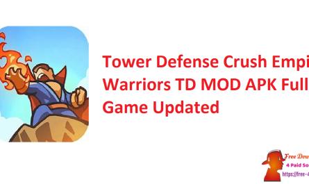 Tower Defense Crush Empire Warriors TD MOD APK Full Game Updated