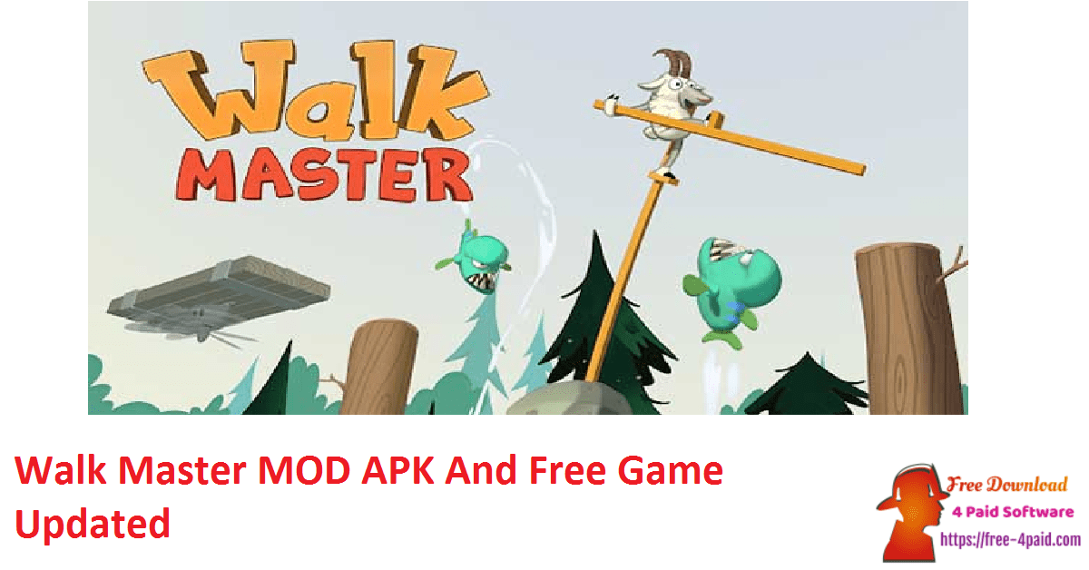 Walk Master MOD APK And Free Game Updated