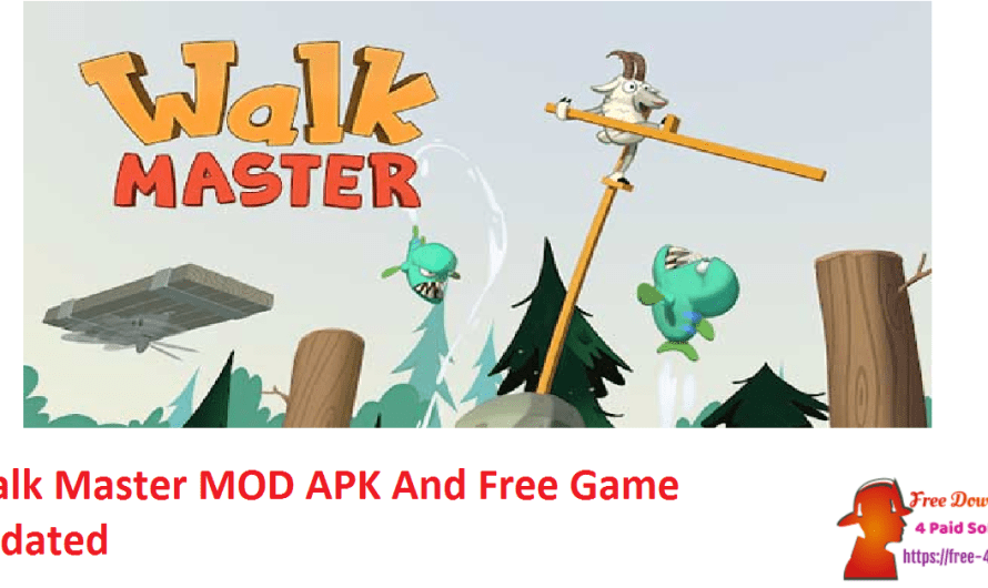Walk Master 1.42 MOD APK And Free Game [Updated]