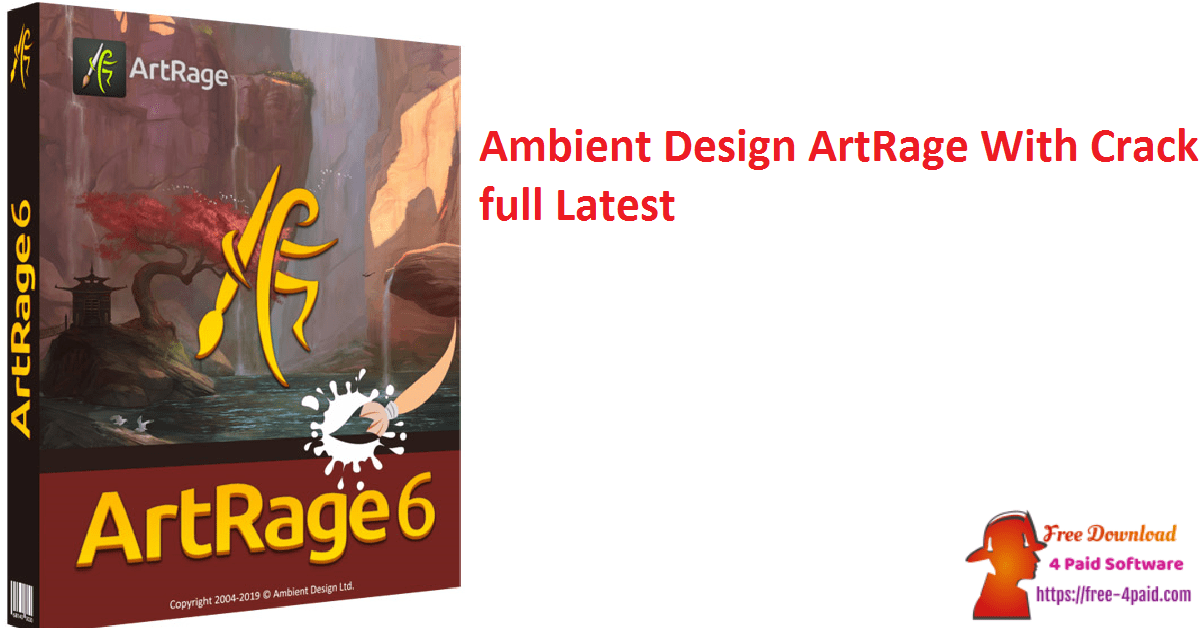 Ambient Design ArtRage With Crack full Latest