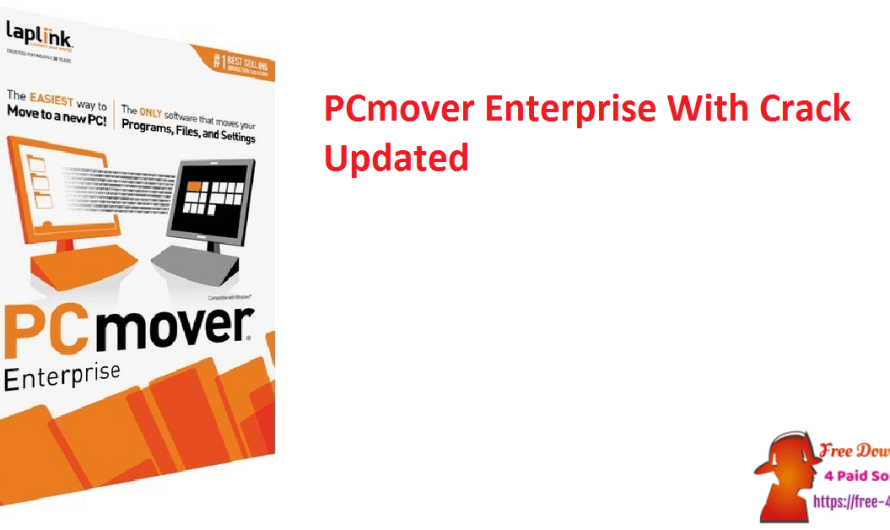 PCmover Enterprise 11.3.1015.761 With Crack [Updated]