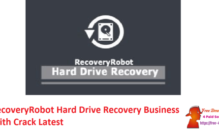 RecoveryRobot Hard Drive Recovery Business With Crack Latest