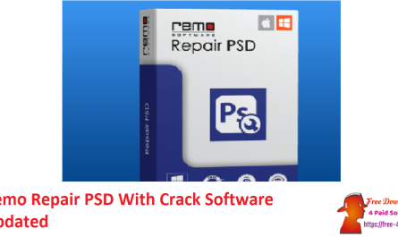 Remo Repair PSD With Crack Software Updated