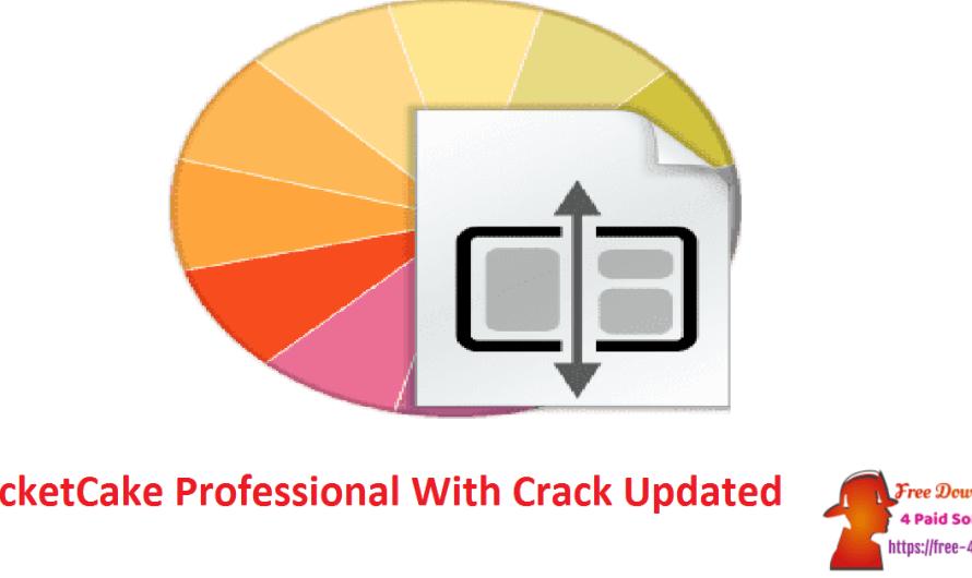 RocketCake Professional 3.5 Crack (x86/x64) [Updated]