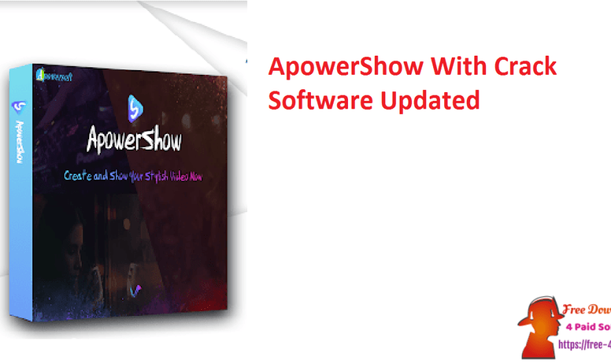 ApowerShow 1.1.0.20 With Crack Software [Updated]