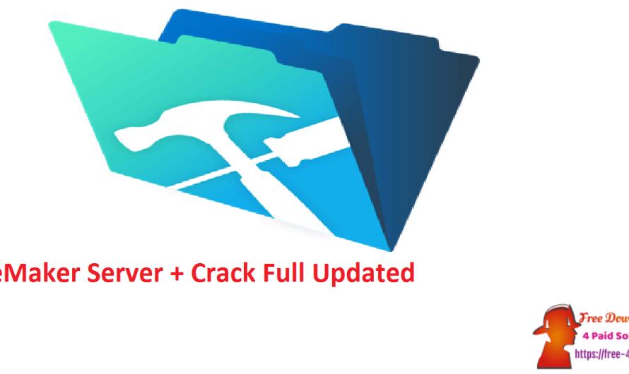 FileMaker Server 19.3.2 Crack Full [Updated]