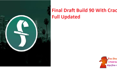 Final Draft Build 90 With Crack + Full Updated