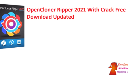 OpenCloner Ripper 2021 With Crack Free Download Updated