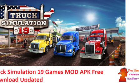Truck Simulation 19 Games MOD APK Free Download Updated