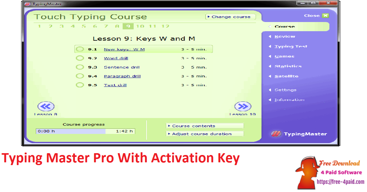 Typing Master Pro With Activation Key