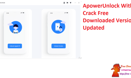 ApowerUnlock With Crack Free Downloaded Version Updated