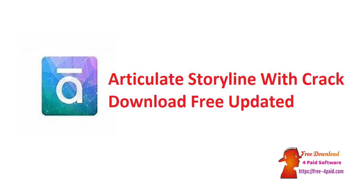 Articulate Storyline With Crack Download Free Updated