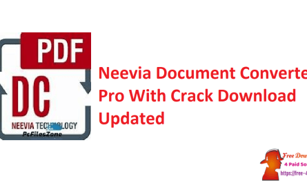 Neevia Document Converter Pro With Crack Download Updated