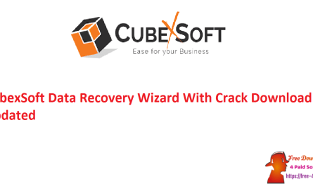 CubexSoft Data Recovery Wizard With Crack Download Updated
