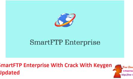 SmartFTP Enterprise With Crack With Keygen Updated