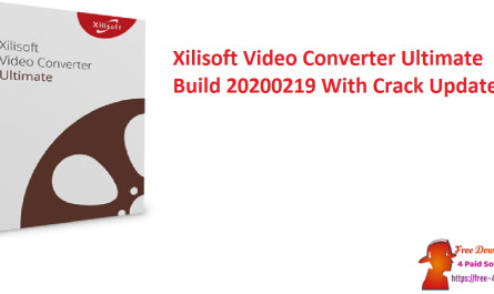 Xilisoft Video Converter Ultimate Build 20200219 With Crack Updated