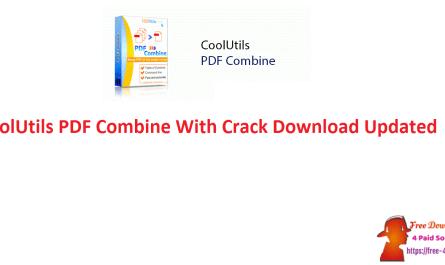 CoolUtils PDF Combine With Crack Download Updated