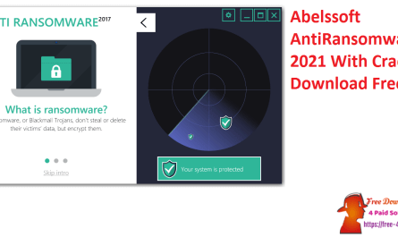 Abelssoft AntiRansomware 2021 With Crack Download Free