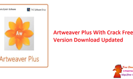 Artweaver Plus With Crack Free Version Download Updated