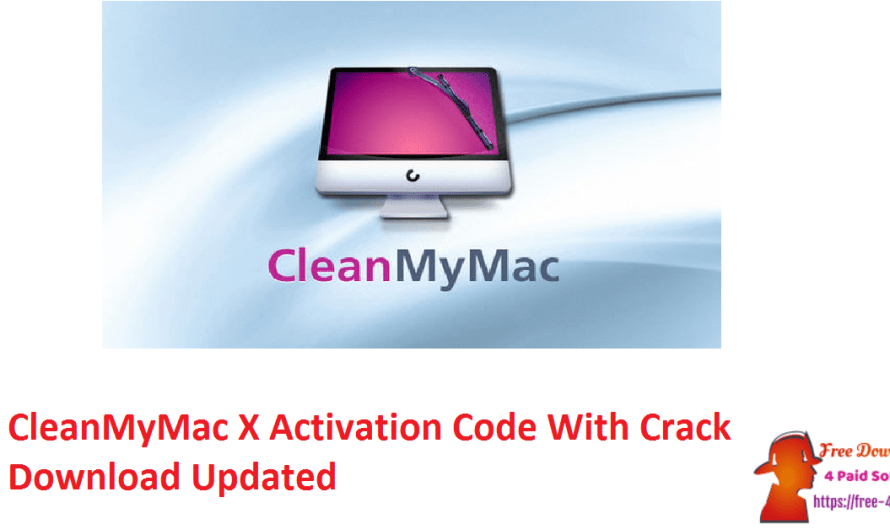 CleanMyMac X Activation Code 4.8.7 With Crack Download [Updated]