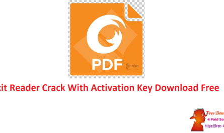 Foxit Reader Crack With Activation Key Download Free