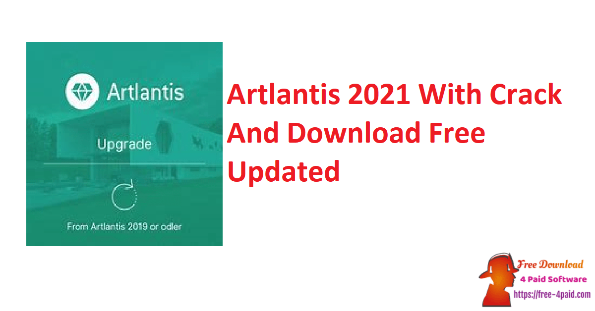 Artlantis 2021 With Crack And Download Free Updated