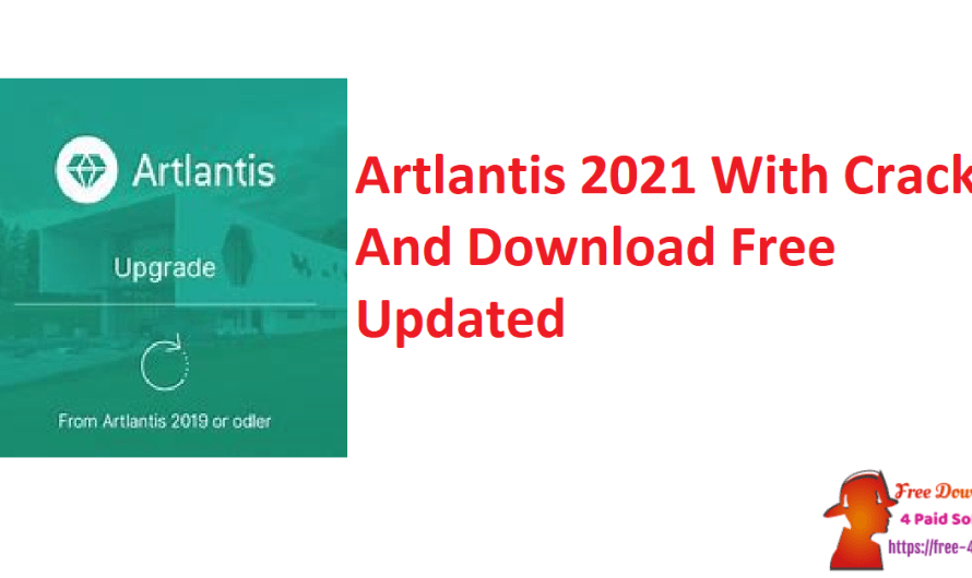 Artlantis 2021 V9.5.2.24851 With Crack And Download Free [Updated]